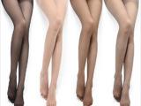 超薄防脱丝连裤袜 包芯丝打底裤 尼龙丝袜 隐形透明 袜子批发