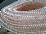 通风管浙江PU钢丝通风管弯曲半径等于3倍外径