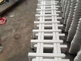 供应直销陇南塑钢木纹色护栏
