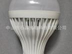 9W 塑料球泡灯外壳 LED球泡灯套件 LED球泡灯配件 球泡外壳