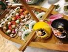 西餐按位上 三文鱼宴 大盆菜 巴西烧烤 商务自助餐