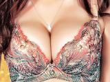高档文胸套装 至尊孔雀女王按摩珠水袋内衣 网店免费代理一件起批