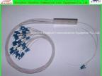 微型分光器 PLC分光器 FTTH分光器 1分16钢管LC UPC分路器