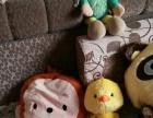 各种毛绒玩具低价转让