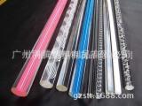 亚克力棒、亚克力条纹棒、亚克力扭纹棒、亚克力气泡棒、八角棒