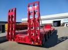 厂家专业订做13米挖掘机运输车低平板半挂车整车高强钢制造0年0.1万公里面议
