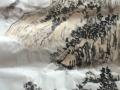 中国山水画作品