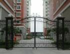 宝坻区制作安装铁艺大门 铁艺围栏 护窗