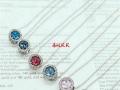 香港专柜购买潘多拉猫眼项链s925银项链 送女友礼