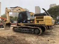 遵义出售二手挖掘机卡特336D2,二手挖掘机价格