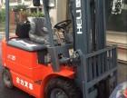 上海二手合力3吨4米高度门架电动叉车车龄实际使用一年时间