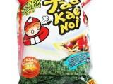最新现货 爆款 泰国小老板海苔 bigbag紫菜-香辣味36g*