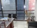 绿地瀛海,精装办公楼80平米,有独立办公室,急租