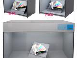 天友利对色光源箱四五六光源CC120英式美式光源箱45°