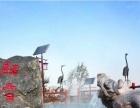 秋季西安周边一日游就来白鹿原影视城看演出泡温泉吧!