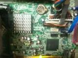 自用戴尔390t工作站商用品牌机,鲁大师9万 酷睿4核