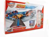新品轨道玩具 多功能电动轨道赛车 电动轨道车