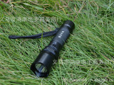 厂家直销 强光手电筒强光充电 LED手电筒 3W强光手电筒