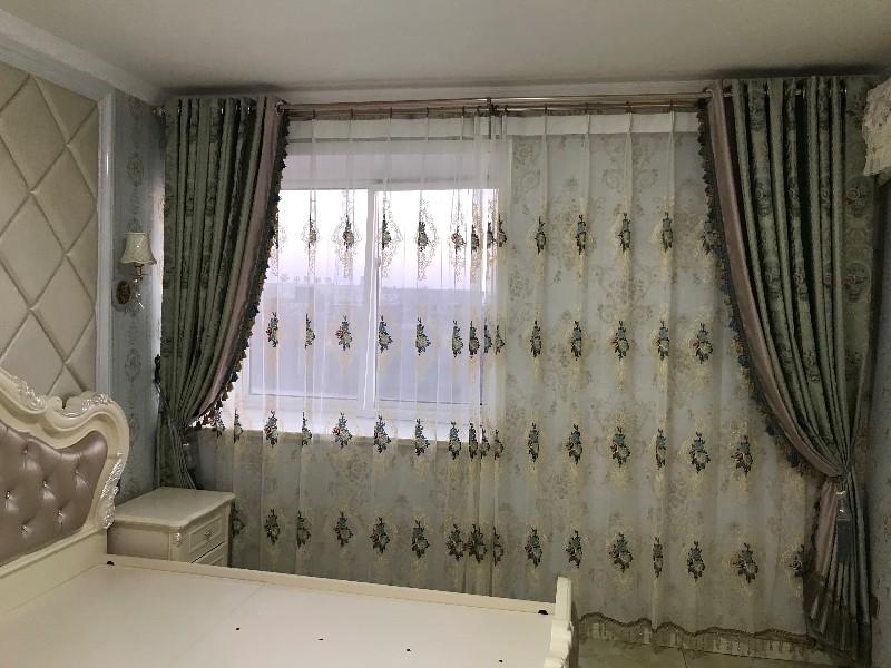 天通苑窗帘定做天通苑各区窗帘上门定做万家乐窗帘