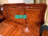 太原根雕工艺品维修丨红木家具大板维修吕师傅