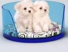 有机玻璃宠物窝亚克力宠物狗床猫床狗碗猫碗 宠物用品订制厂家