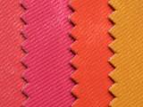 热销供应牛仔羊巴革PU  特殊PU皮革 斜纹条纹皮革 鞋材手袋面
