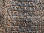 大量销售 鳄鱼纹皮革 油面皮革 库存皮革 可按客户要求加工