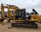 二手卡特320D挖掘机出售,大型进口卡特挖掘机包送