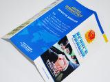 全网直销 海报 彩色印刷,三折页,A4宣传单纸类印刷质优