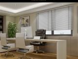 顺义防紫外线窗帘 遮光隔热办公卷帘 会议室遮光百叶窗帘