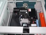 台式半自动打包机-双电机新款 高台式纸箱捆带机