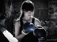 一对一特教 女子拳击泰拳综合格斗防身术截拳道短兵培训