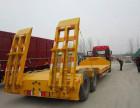 转让 货车 专业订做两桥三桥购机板拖车