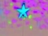 太阳能单杆星星草坪灯、太阳能灯