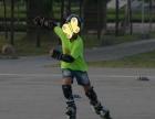 轮滑培训,花式溜冰