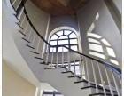 上海品家楼梯现代小清新别墅楼梯复式房水泥基础楼梯