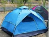供应厂家直销全自动3-4人户外帐篷