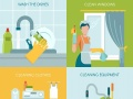 珠海洁清洗;家庭保洁;钟点工;地毯清洗;公司保洁