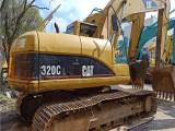 出售原版卡特320D挖掘机