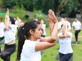 皇伽 户外瑜伽 成都瑜伽教练培训欢迎洽谈