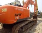 售18款二手日立200-3G 210和240 350挖掘機