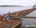 拉森钢板桩施工,注意以下几点保障施工顺利完成!