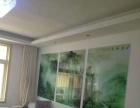 冰晶背景墙,玄关,装饰画制作