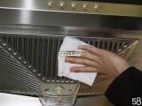 西湖区专业油烟机清洗 灶台开孔 护栏护网电焊加工