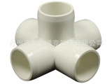 厂家专业生产PVC管件 ASTM D2466 五通弯头 SCH40