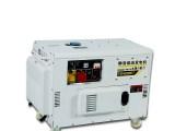 10kw柴油發電機綠色環保