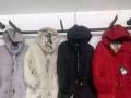 便宜外贸服装批发,棉服羽绒服低价服装货源