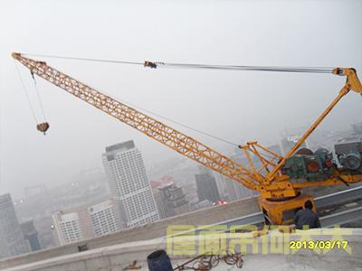 合川屋面吊——质量好的屋面吊租赁推荐