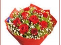 巴马高档包装鲜花免费送花上门欧式鲜花定制网络鲜花预
