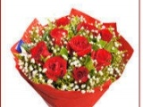 林西县鲜花店各种花束免费送花到家送亲朋爱人县城内免